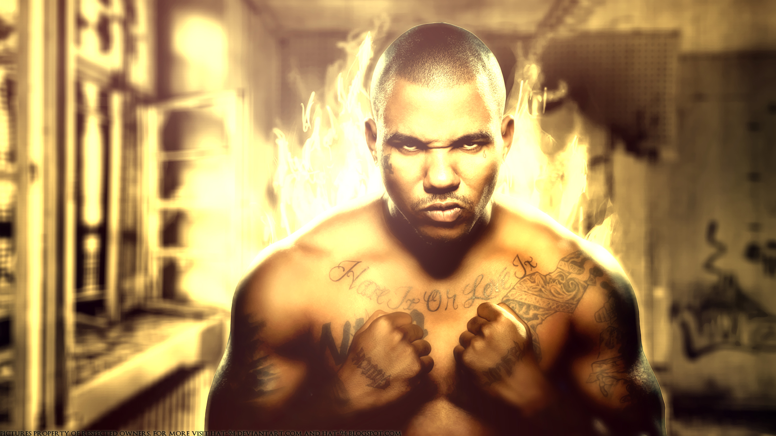 The Game HD 6 Rap Wallpapers 1600x900