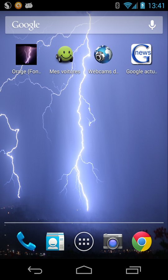 Storm Live wallpaper   Android Apps on Google Play 540x900