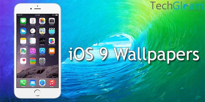 iOS 9 Stock Wallpapers Full HD Download Updated 698x350