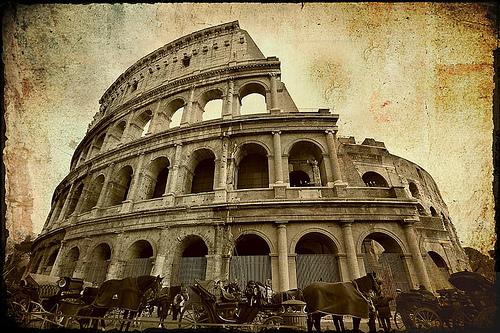 Ancient Roman Wallpaper