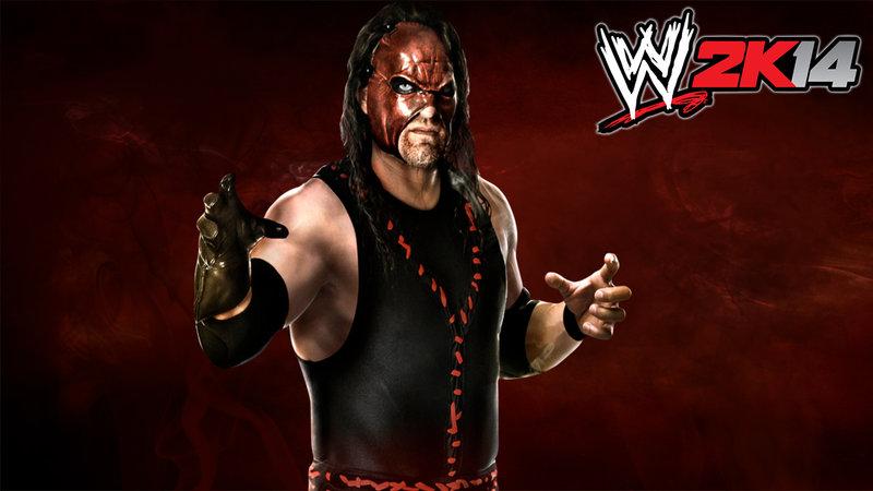 WWE 2k14 Kane Wallpaper by jithinjohny on DeviantArt