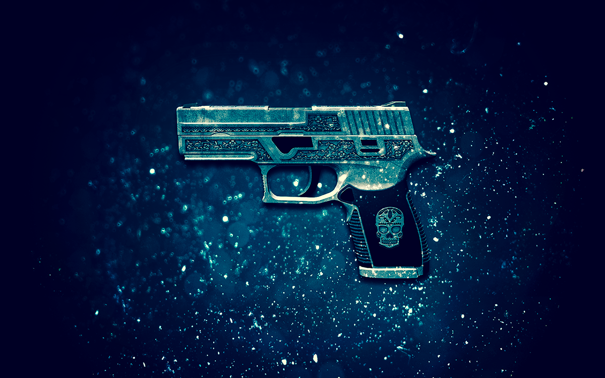 CSGO Weapon Skin Wallpapers on Behance 1200x750