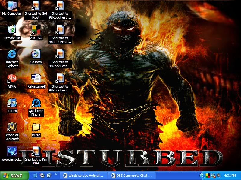 Disturbed Wallpapers Wallpaper 800x600