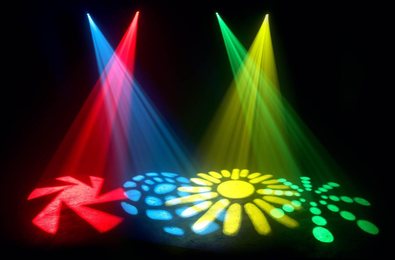 American DJ Vizi Spot 5R Discharge Moving Head DMX Light PA Systems 1500x989