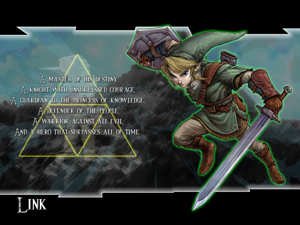 de Zelda Twilight Princess Wallpapers de Zelda Twilight Princess 1024x768