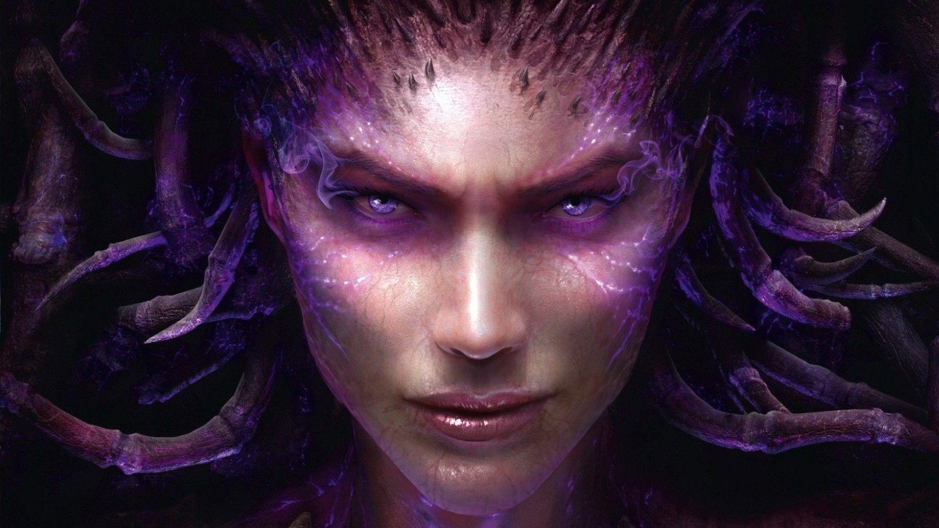 Sarah Kerrigan   StarCraft Wallpaper 5437 1920x1080