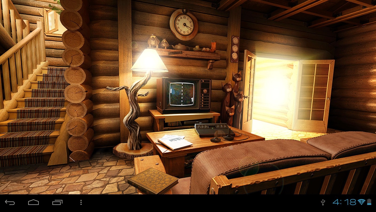 My Log Home 3D wallpaper FREE   Android Apps on Google Play 1600x900