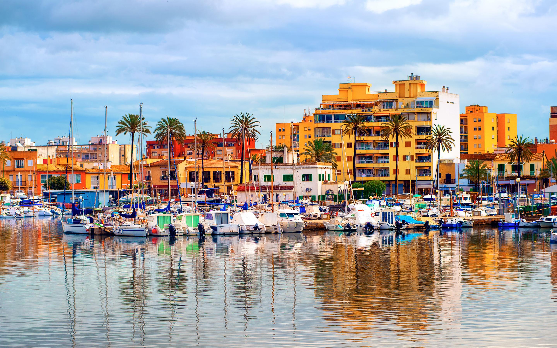 Palma de Mallorca HD Wallpaper Background Image 2880x1800 ID 2880x1800