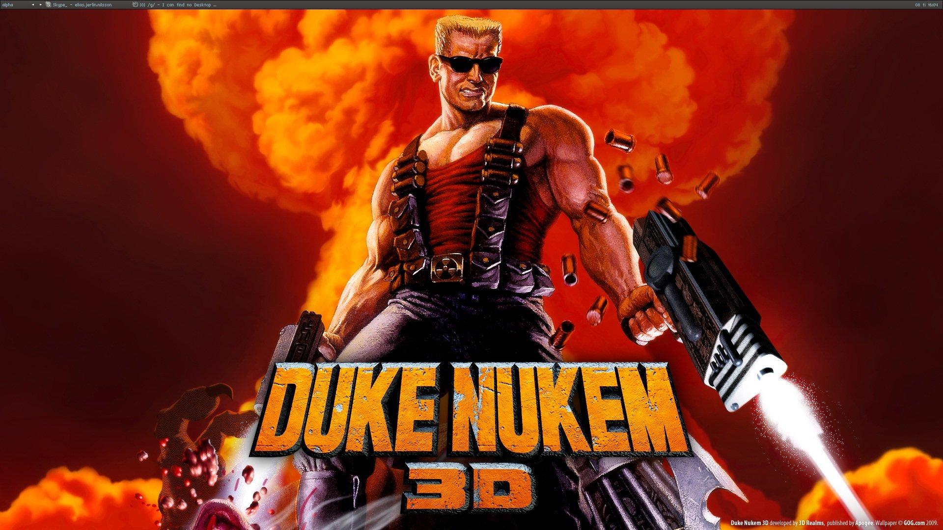 Duke Nukem 3D Computer Wallpapers Desktop Backgrounds 1920x1080 1920x1080