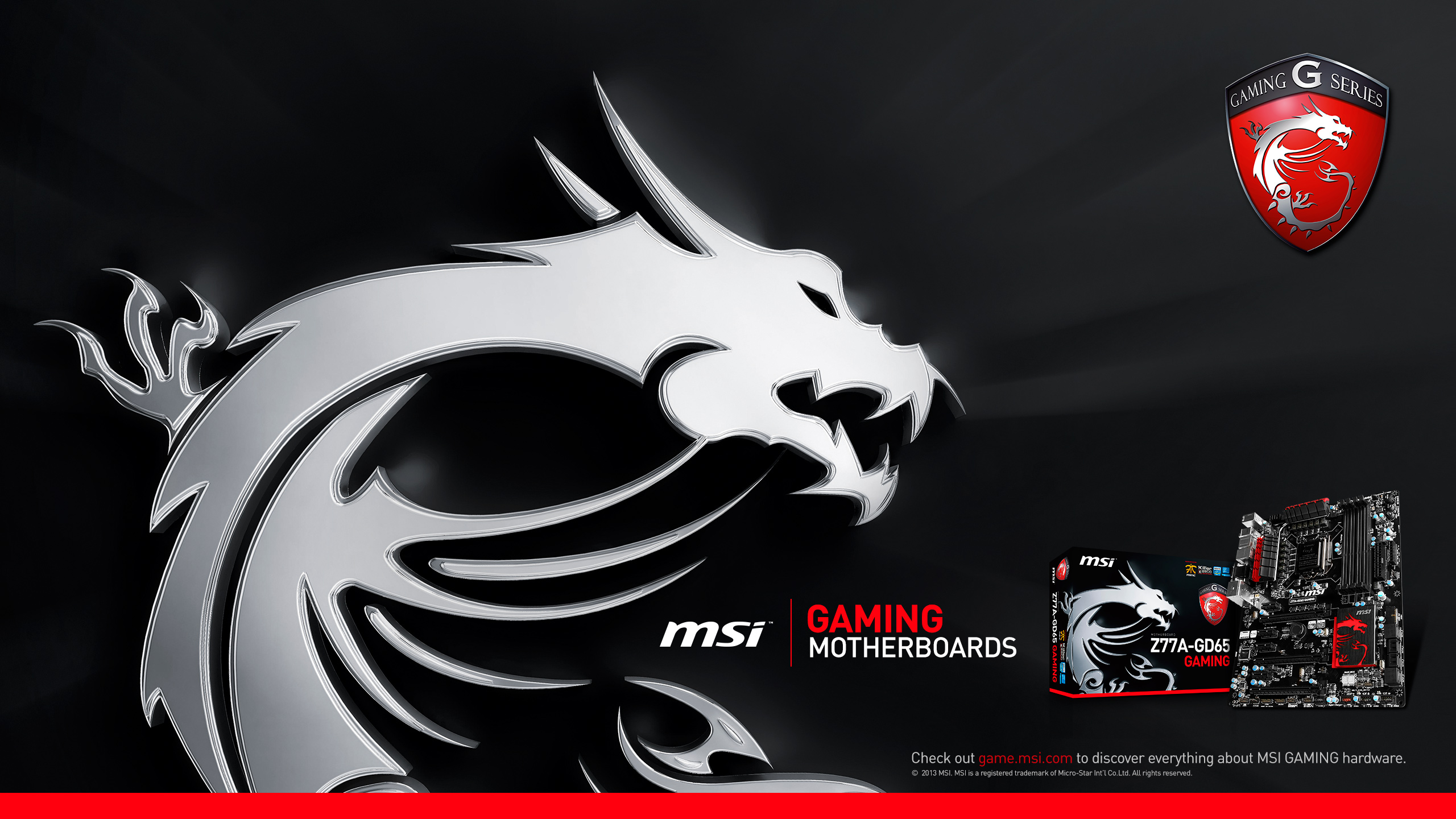 Fonds dcran Msi tous les wallpapers Msi 2560x1440