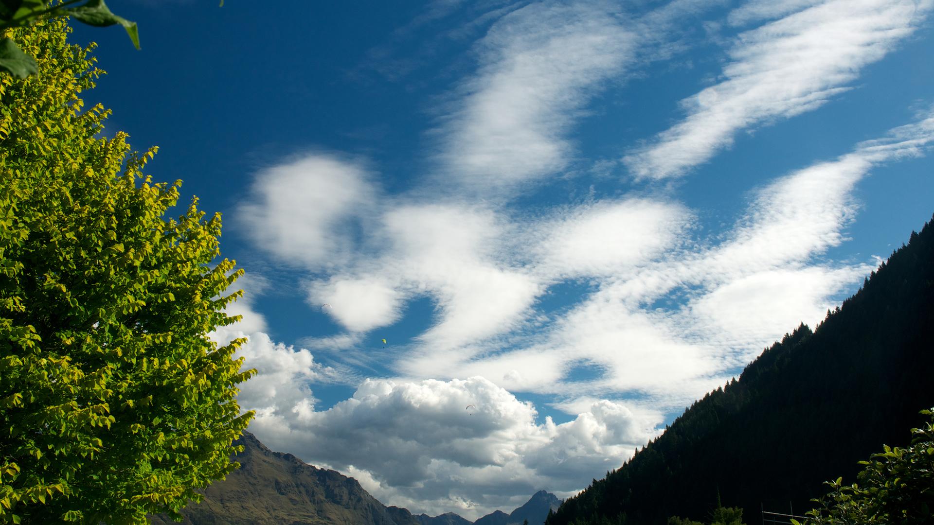Clouds Hd Wallpaper Wallpapersafari