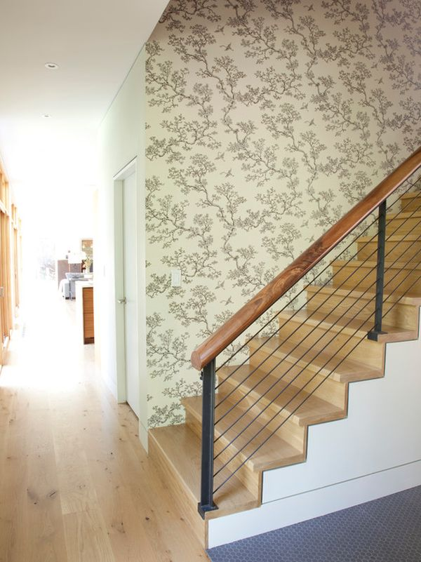 Beautiful Tips For Utilizing A Stairway Wall 600x801