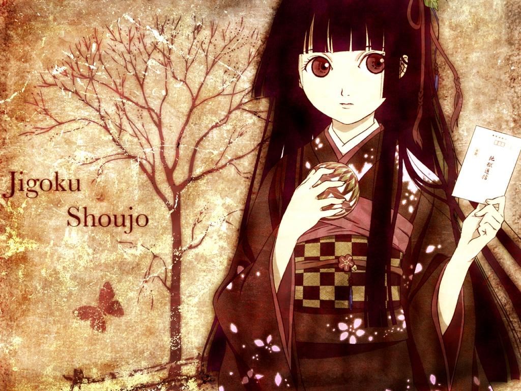 Hell Girl   Anime Photo 34896556 1024x768