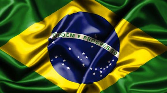 Brazil Flag Wallpaper