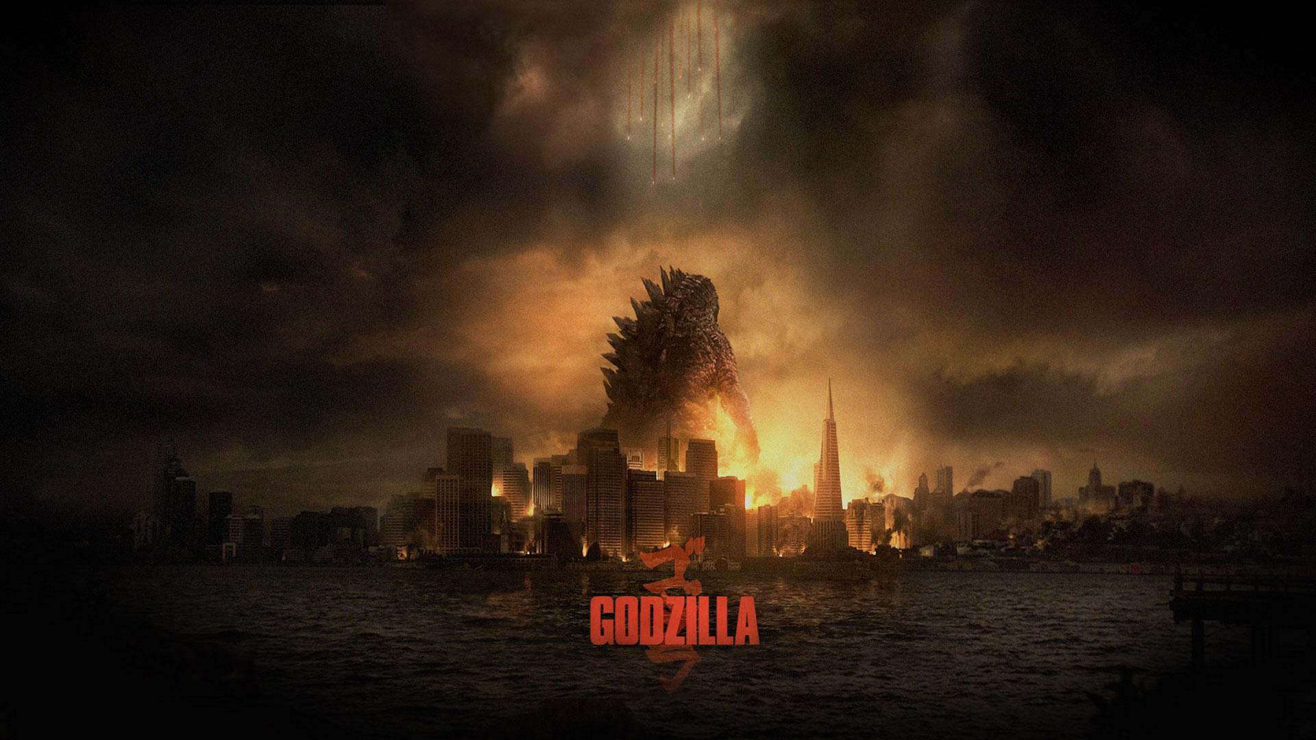 Godzilla 2014 Wallpaper 1080p 1920x1080
