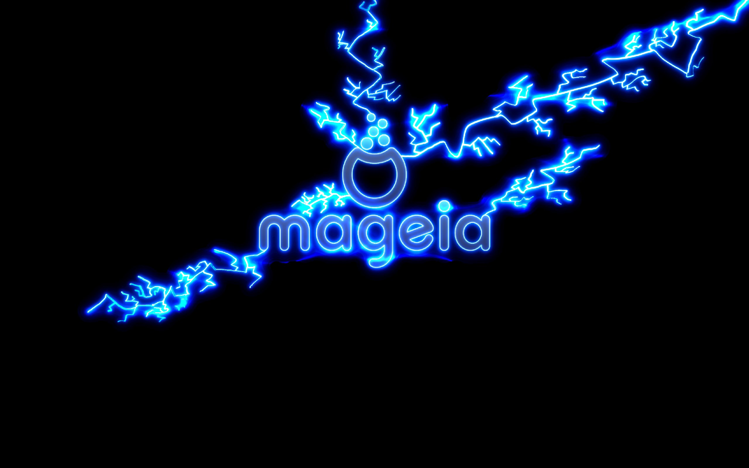 Mageia Thunders   Wallpapers 2560x1600