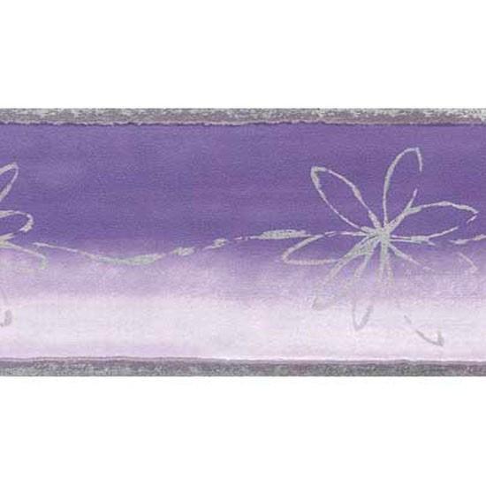 48 Purple Wallpaper Borders On Wallpapersafari