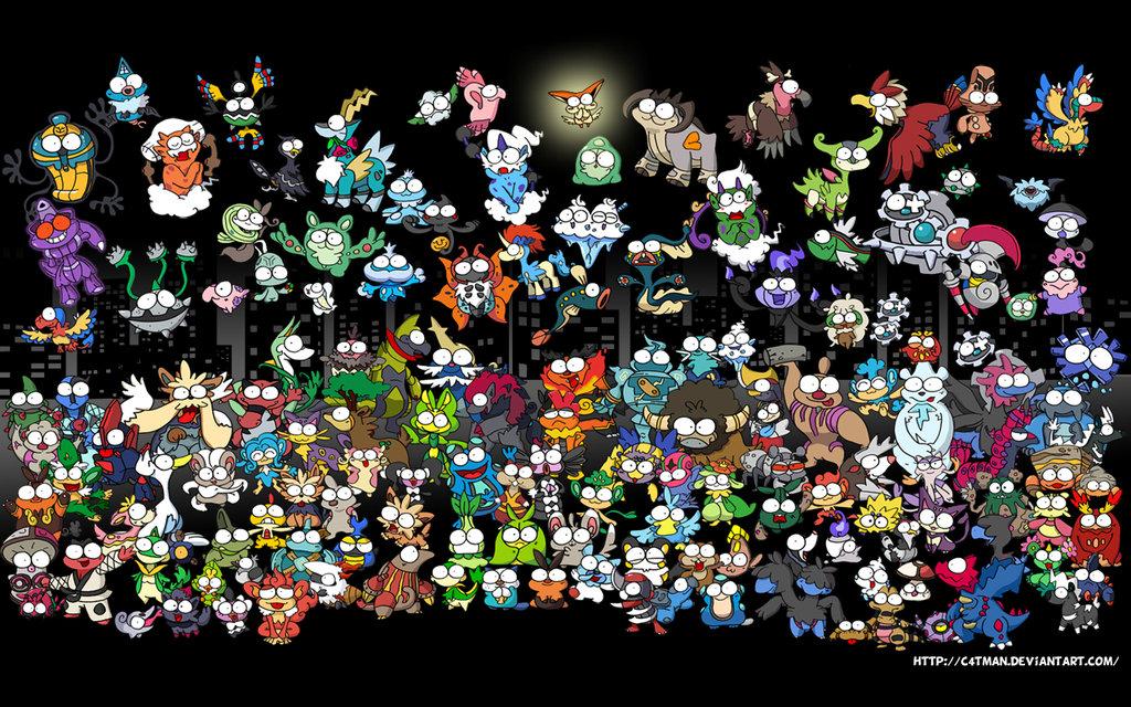 awesome pokemon wallpapers wallpapersafari