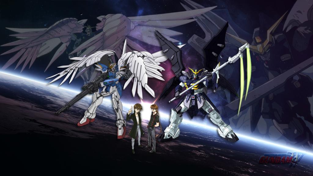 49] Gundam Wing Deathscythe Wallpaper on WallpaperSafari 1024x576