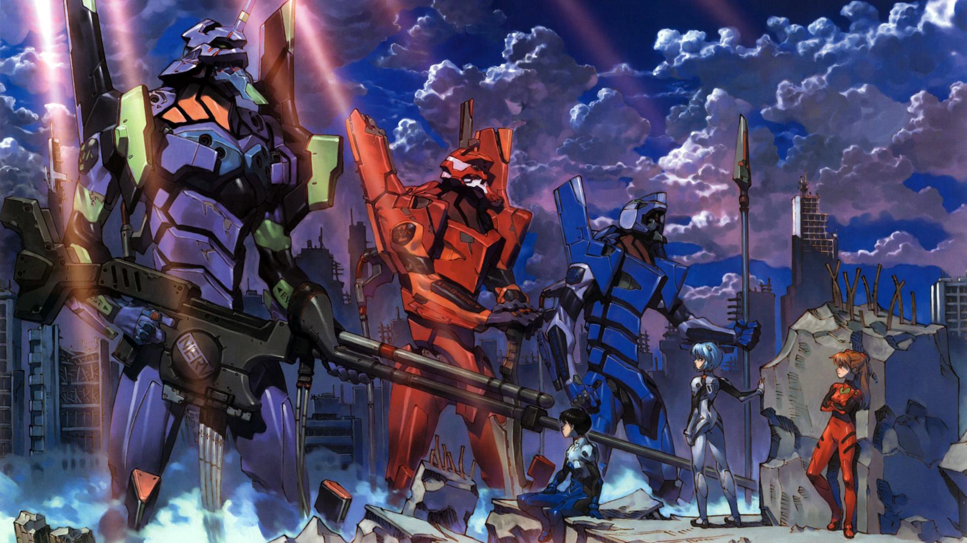 Neon Genesis Evangelion Full HD Wallpapers   image 15650   imgth 1920x1080