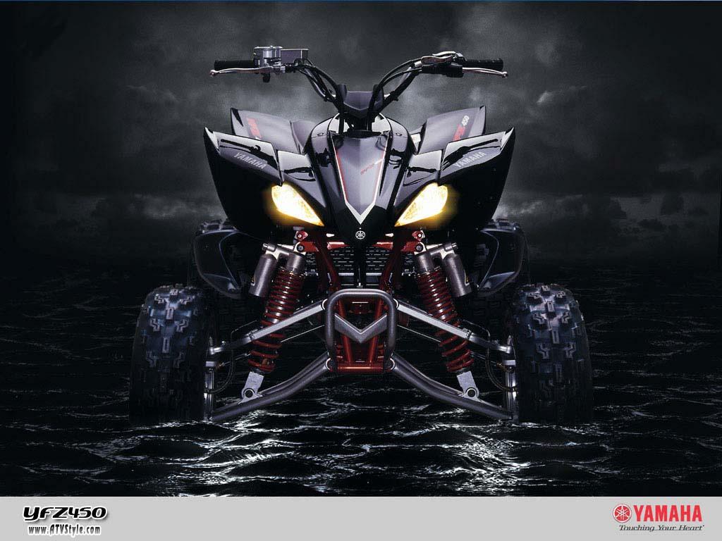 ATV WALLPAPER 1024x768