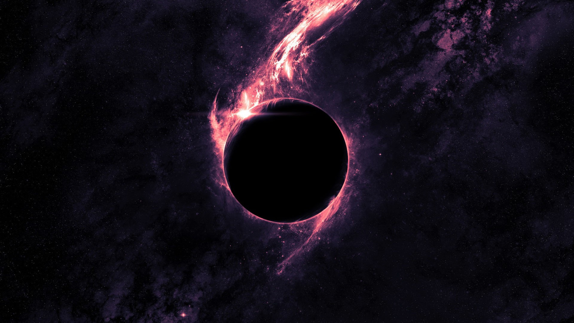 Black Hole Photos and Wallpapers Earth Blog 1920x1080