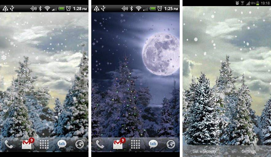 Best Paid Live Wallpapers For Android Tablets Android Authority