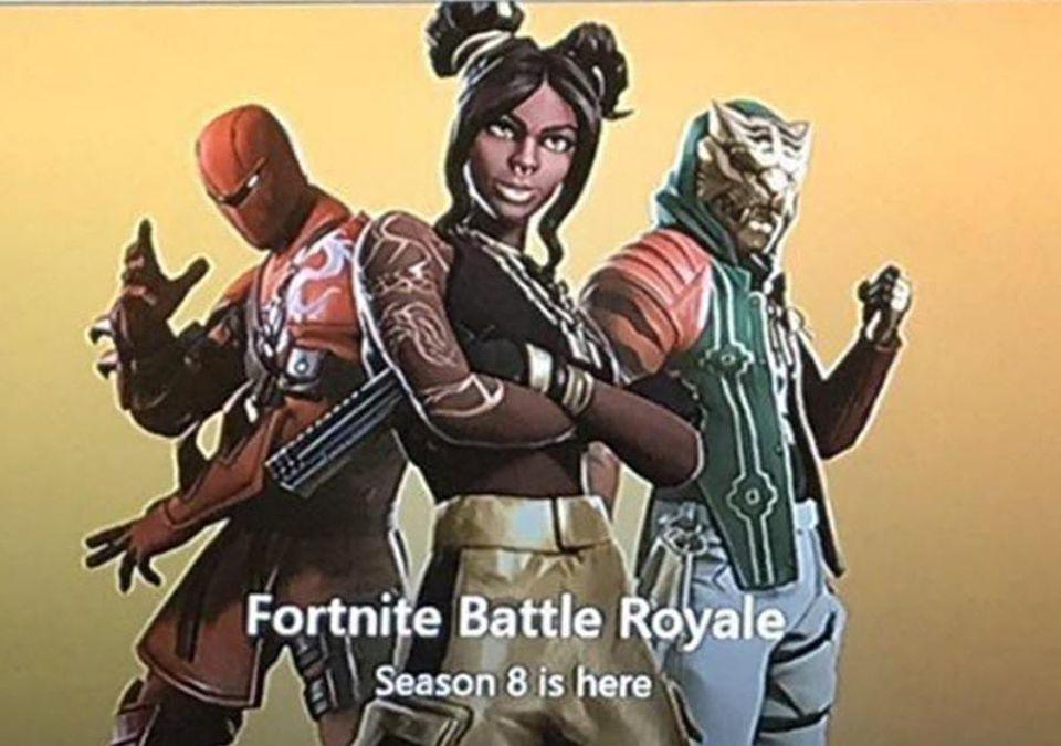 Fortnite Season 8 Battle Pass Skins Leak Early Thanks To Xbox 960x675