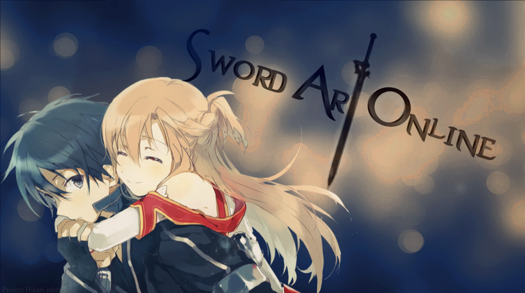 sword art online desktop wallpaper
