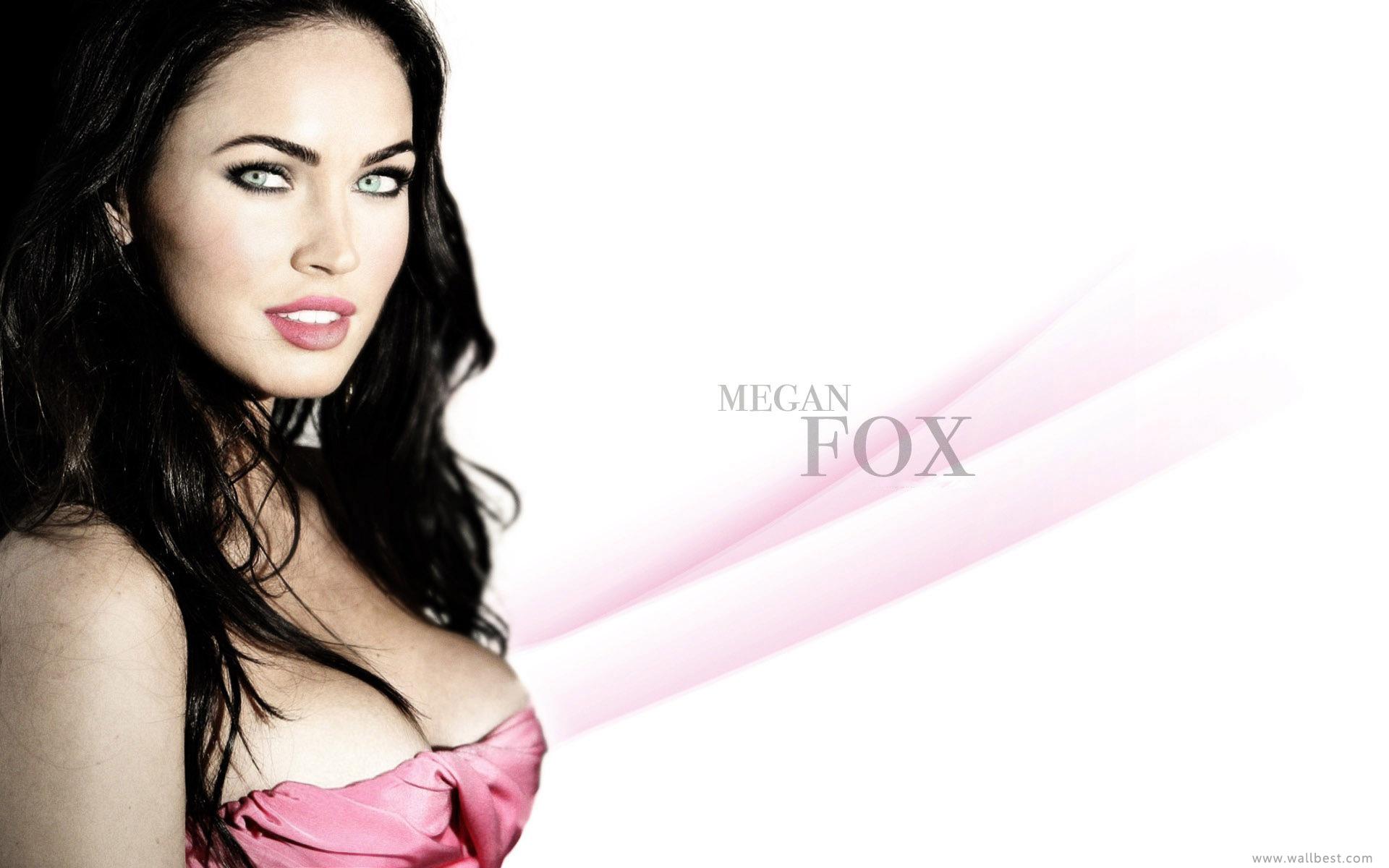 Celebrity Megan Fox Wallpaper For Desktop 1920x1200