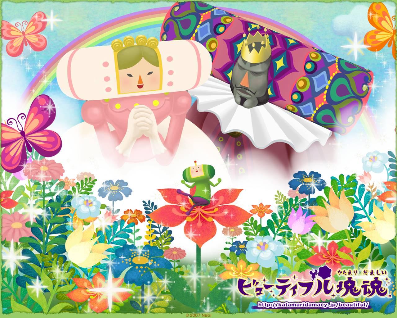 Katamari Wallpapers 1280x1024