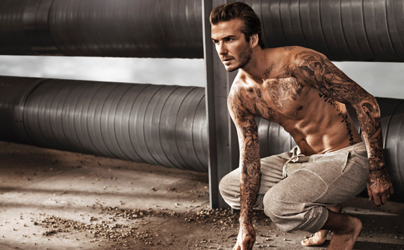 David Beckham HQ Wallpapers 2014 2015 587x363
