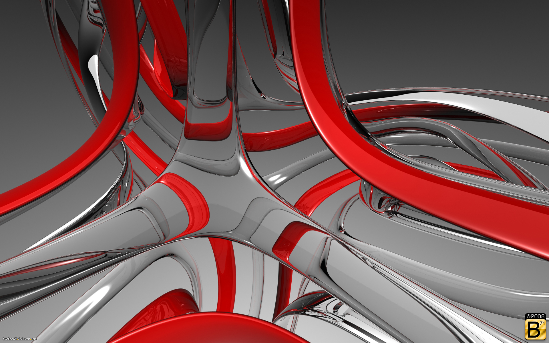 44 Red And Silver Wallpaper On Wallpapersafari