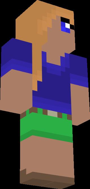 cute girl   NovaSkin gallery   Minecraft Skins 318x665