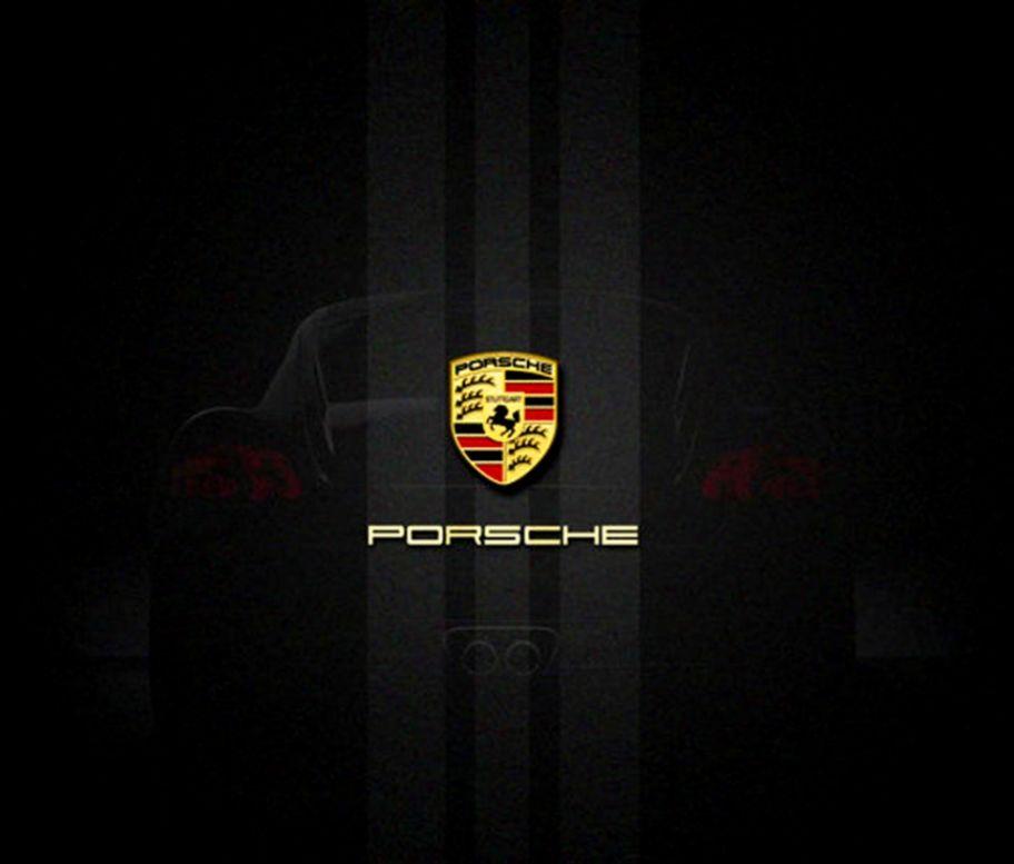 Porsche Logo Wallpapers Hd High Definitions Wallpapers 912x777