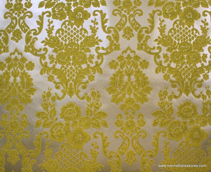 metallic flocked wallpaper wallpapersafari
