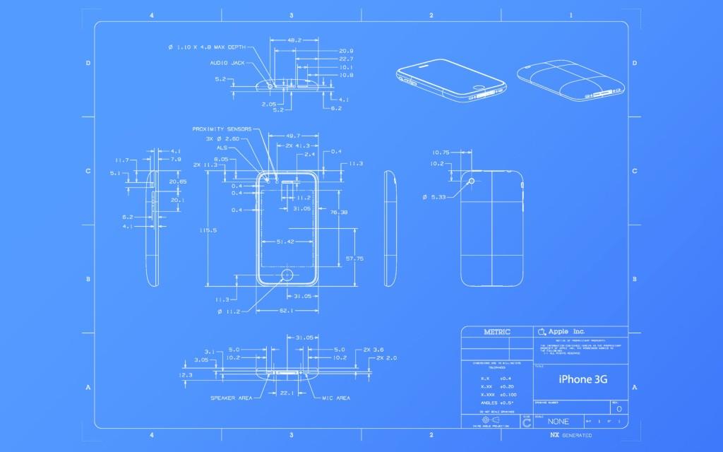 Blueprint iphone wallpaper 6 41468 Full Size HDesktopscom 1024x640