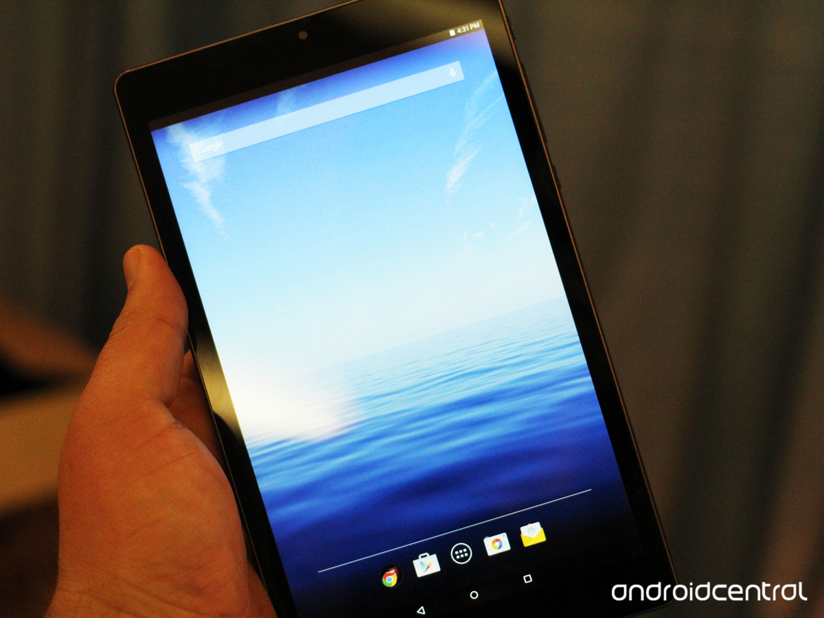 how to reset a nextbook tablet