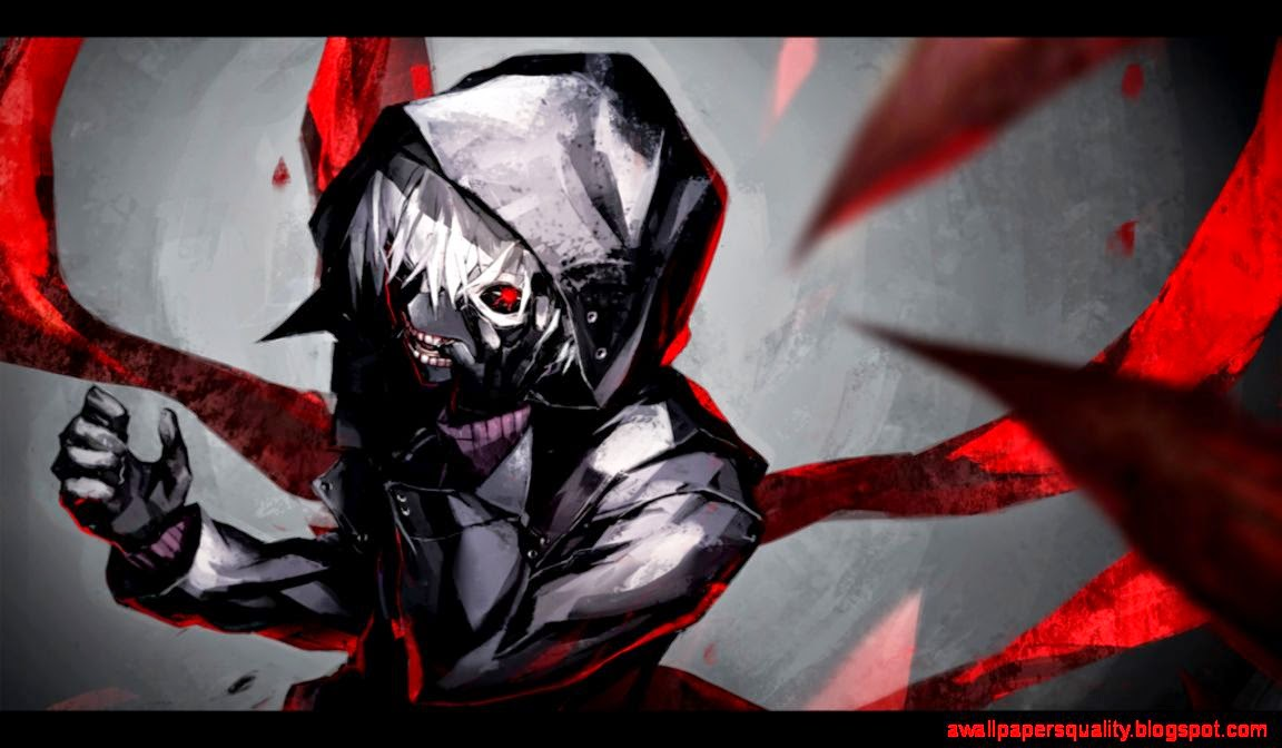 Best Anime Tokyo Ghoul Hd Wallpaper Wallpapers Quality 1152x672