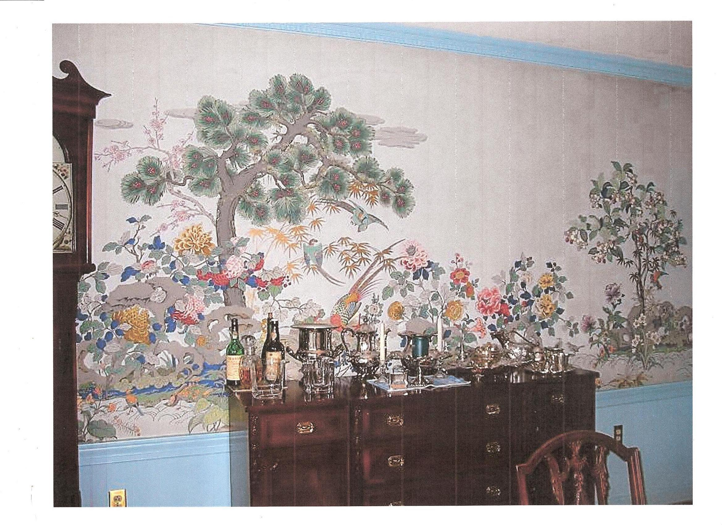 De Gournay Wallpaper Costs Images TheCelebrityPix 2338x1700