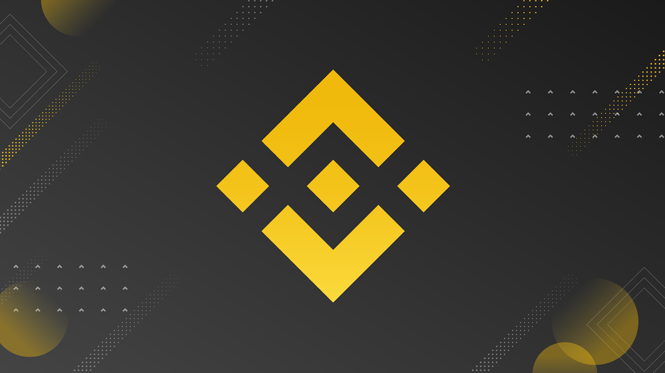 Official Binance Wallpapers Backgrounds and more binance 1332x749