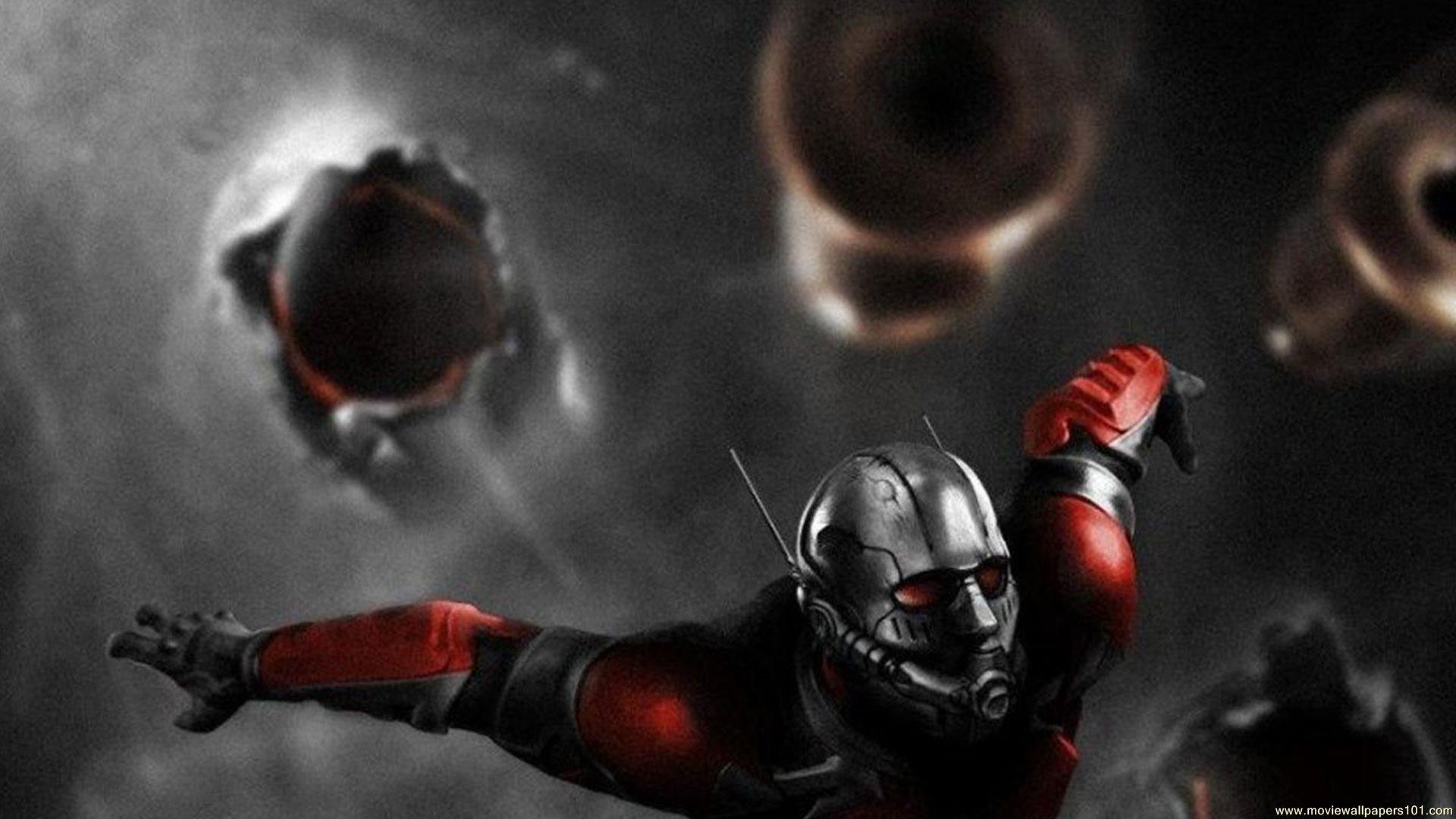 Free Download Ant Man Comic Hero 2015 Hd Wallpaper Stylish