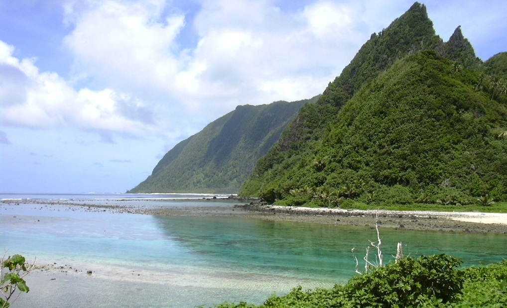 American Samoa Island - WallDevil