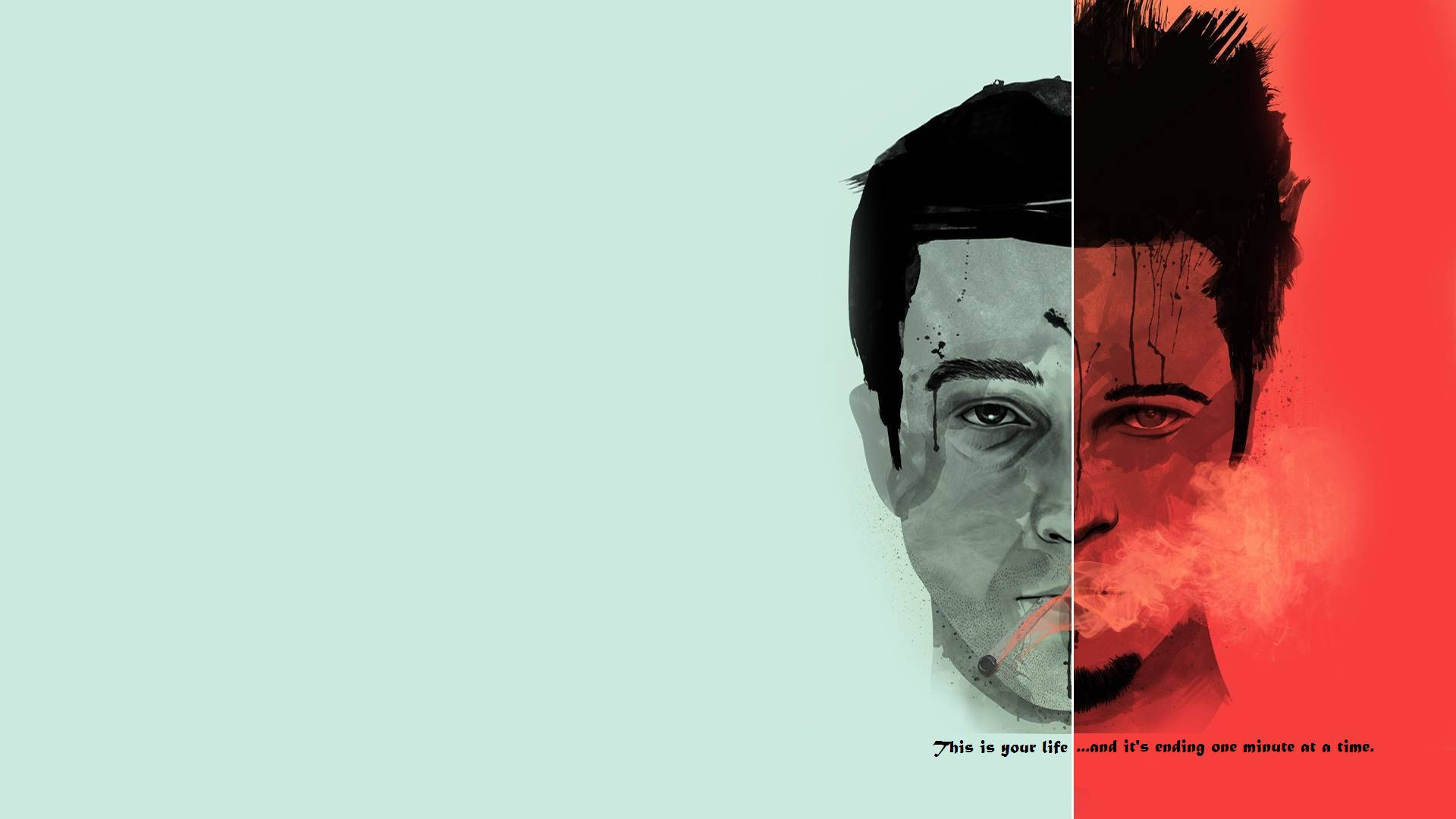 Fight club movie poster 27 x 40