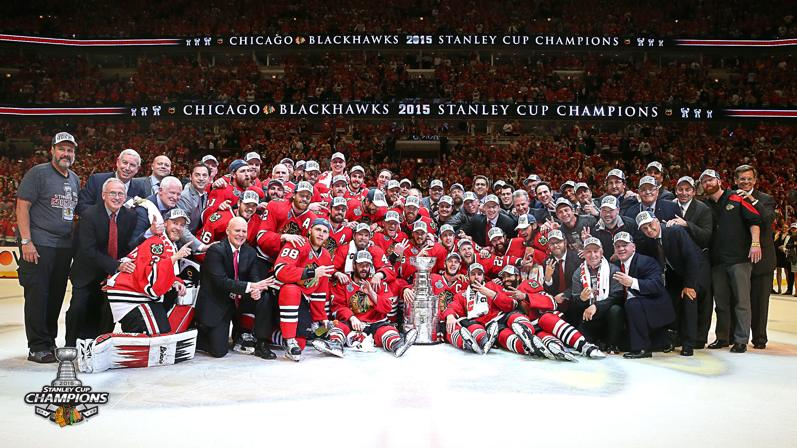 Chicago Blackhawks Stanley Cup - 1342.3KB