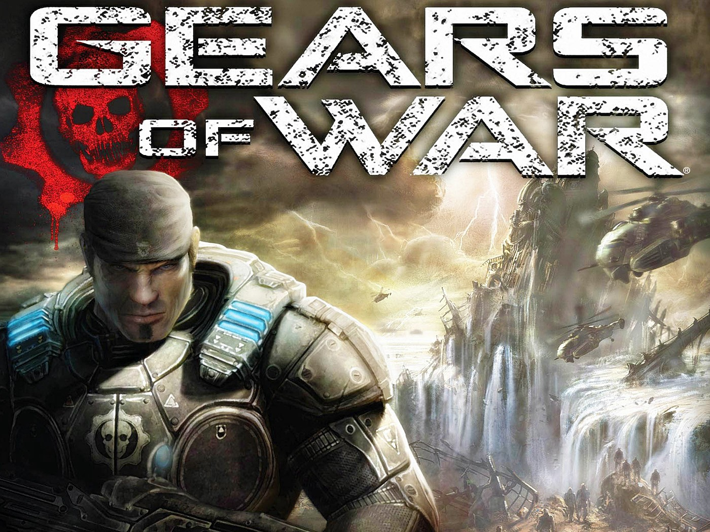 Free Download Gears Of War Dvd Cover Wallpapers Hd Wallpapers