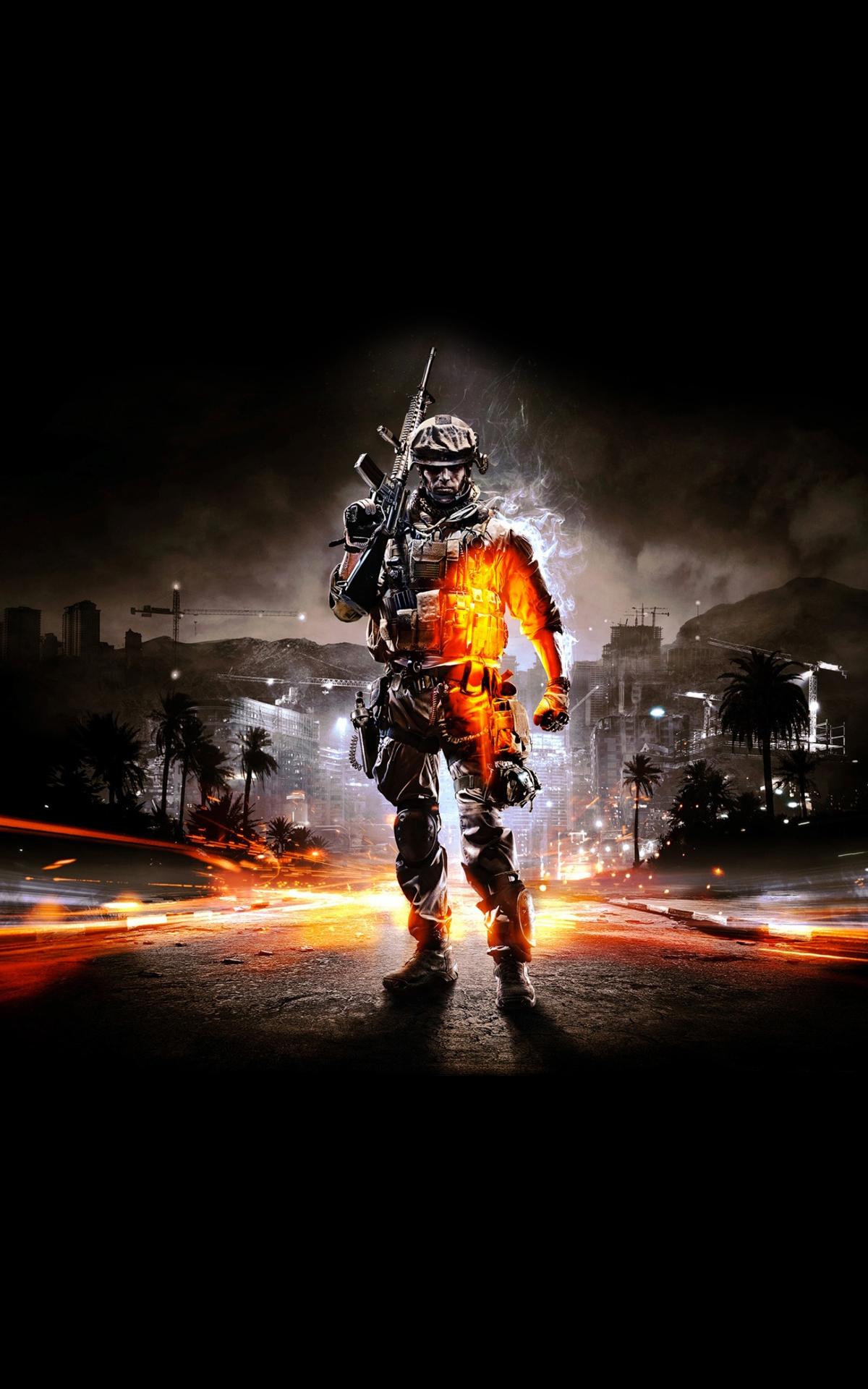 Battlefield 3 Back to Karkand 1200x1920 wallpapers 1200x1920