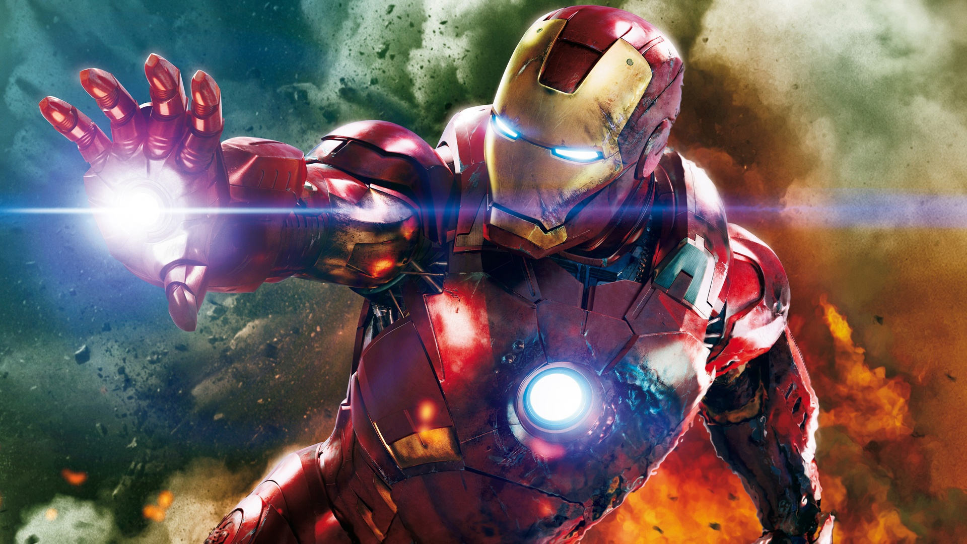 46 Iron Man Wallpapers Hd On Wallpapersafari