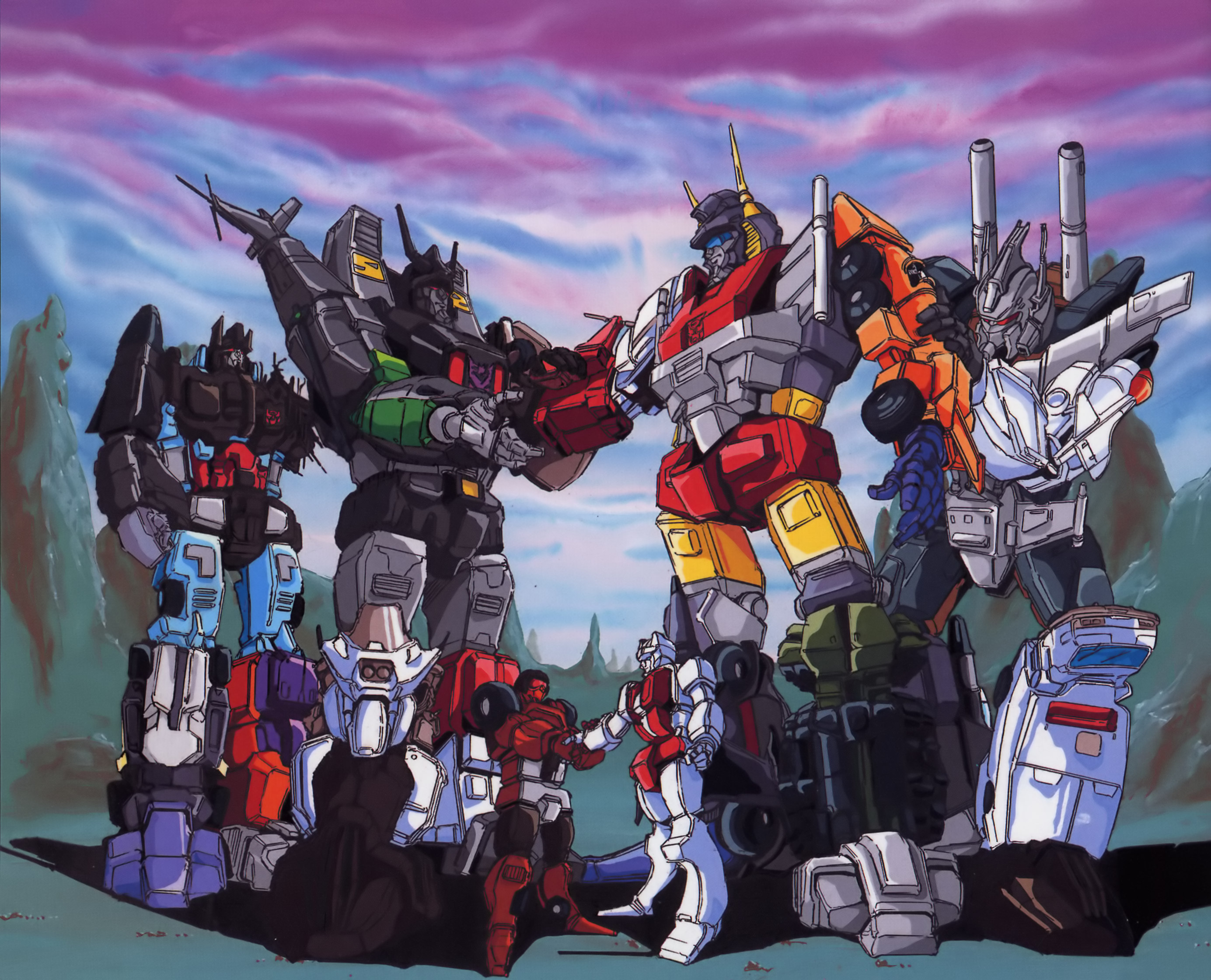 Superion   Wallpaper and Scan Gallery   Minitokyo 2769x2241