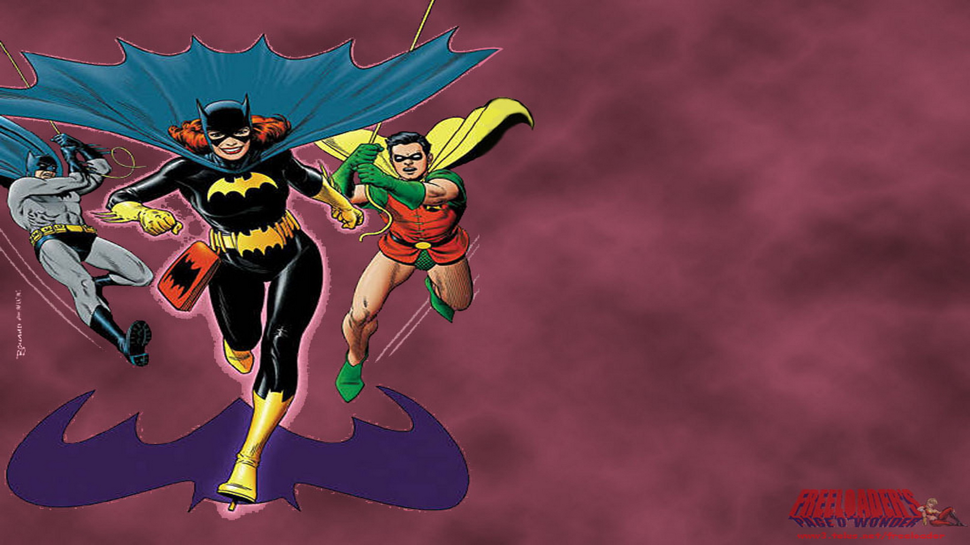 Batgirl Dc Comics 3976178 1024 768 Wallpaper Hd Desktop Wallpapers 1920x1080